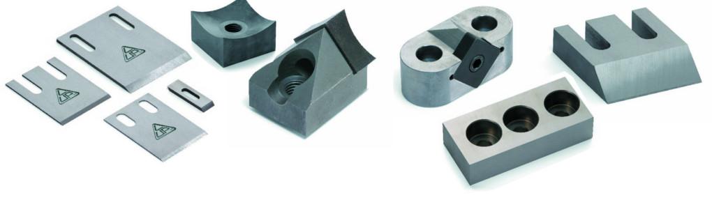 Riciclaggio Scarti di lavorazione, rifiuti e pneumatici - Tools for recycling waste and tyres